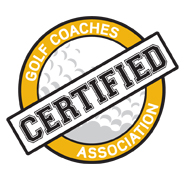 golf coaches certified association golf instructor teacher wilkes barre pa
